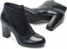 Born Womens Kenley Heeled Ankle Boots
