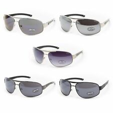XLoop Aviator Sunglasses for Men - Casual Fashion Shades - Metal Frame