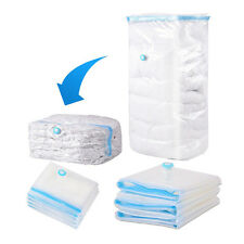 Storage Bag Large Space Saver Saving Storage Vacuum Seal Compressed Organizer BH
