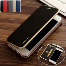 For Apple iPhone 6 6S 7 Plus Magnetic Leather Wallet Case Card Holder Flip Cover
