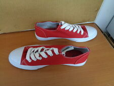"New Authentic Womens Mossimo ""Lenia"" Athletic Sneakers Red ( Z 31"