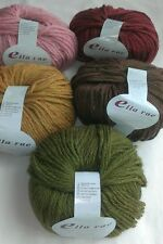 Ella Rae Classic Superwash Chunky Yarn-100% Wool!  121 yds/Ball- Pick your Color
