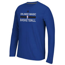 Orlando Magic Outerstuff Youth On-Court Practice Climalite   T-Shirt - Blue