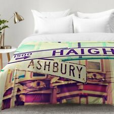 East Urban Home Shannon Clark Haight Ashbury Comforter Set