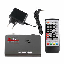 HD 1080P With VGA/ Without VGA Version DVB-T2 TV Box Receiver Remote Control BH