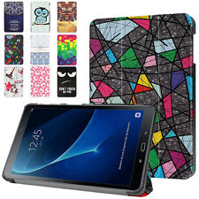 "COVER FIT For Samsung Galaxy Tab A 10.1"" SM-T580/T585-Slim Fold Folio Stand Case"