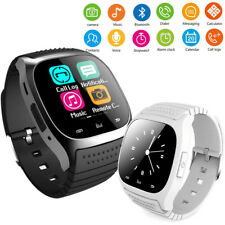 Bluetooth Smart Watch Touch Screen Fitness trucker For Android LG Huawei iphone