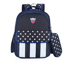 Kids School Backpack for Girls Boys for Primary School  Bookbag  with Pencil Bag