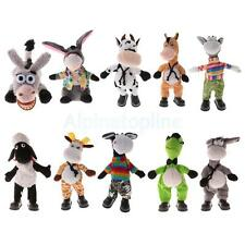 Musical Plush Soft Toy Shaking Head Doll Stuffed Animal Toy Kids Gift Home Decor