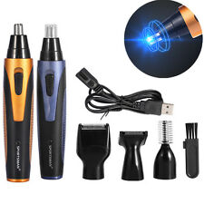 Professional Electric Hair Trimmer Clipper Shaver Barber Haircut Machine For Men