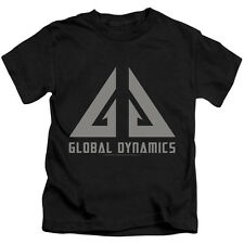 Eureka Global Dynamics Logo Little Boys Juvy Shirt