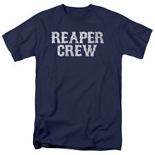 Sons Of Anarchy Reaper Crew Mens Short Sleeve Shirt