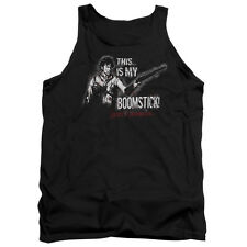 Mgm Army Of Darkness Boomstick Mens Tank Top Shirt Black