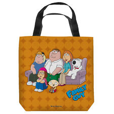 Family Guy Family Portrait Tote Bag