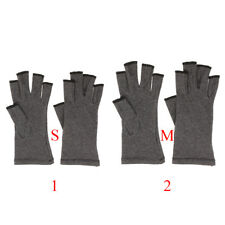 Adult Therapy Compression Gloves Hand Arthritis Joint Pain Relief Sleeve S M