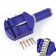 Watch Band Repair Tool Pin Link Strap Remover Adjuster Opener Removal Kits Tool