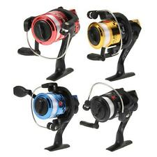 Fishing Reel Aluminum Body Spinning Reels High Speed G-Ratio Fishing Line Reel