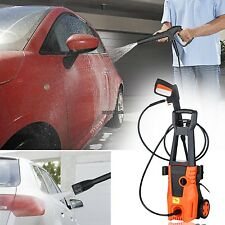 Hot 1500PSI Electric High Pressure Washer 1400W 1.45 GPM Sprayer Cleaner Machine