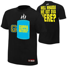 "WWE: Enzo & Big Cass ""Cuppa Haters"" Authentic T-Shirt - Official Store"