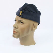 British WW2 RAF Service Mans Wool Forage Cap