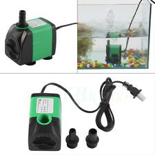 New Submersible Pump Fish Tank Aquarium Pond Fountain Pump Under Water Pump CO