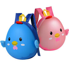 New Kids Backpack Cute Cartoon Chicken Kindergarten Schoolbag Child Shoulder Bag