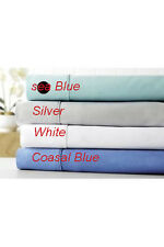 Gainsborough 300TC 100% Cotton Percale Sheet Set- All Sizes
