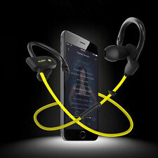 For iPhone Sport Earphone Wireless Stereo Headphone Samsung Bluetooth Headset