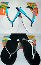 HAVAIANAS NEW MENS THONGS FLIP FLOPS TOP MIX BLACK STEEL GREY, WHITE BLUE NAVY