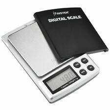 Digital Scale 500g x 0.01g Jewelry Gold Silver Coin Grain Gram Pocket Size He F5