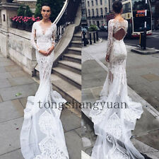 Wedding Dresses White Ivory Summer Formal Bridal Gowns Custom Sexy 2017 Backless