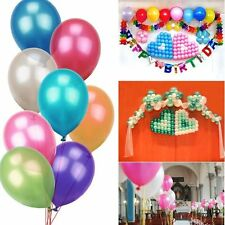 50PCS 12 Inch Latex Helium Air Balloons Party Wedding Birthday Decor Celebration