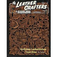 Leather Crafters & Saddlers Journal Magazine Past Issues - 2012 Issues
