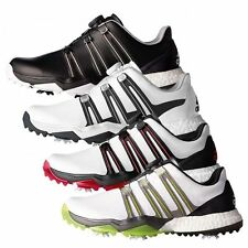 NEW Adidas Men's Powerband Boa Boost  Golf Shoes - Multiple Sizes/Colors