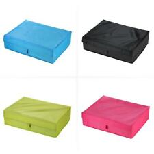 Bra Underwear Storage Box Case Socks Ties Closet Drawer Container Divider O6D0