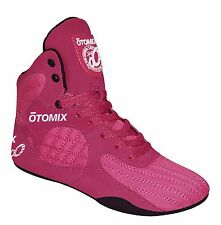Otomix Stingray Escape Bodybuilding Weightlifting Grappling Shoe Pink/Black