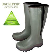Jack Pyke Countryman Wellies Quality Wellington Boots 3mm Neoprene Lining