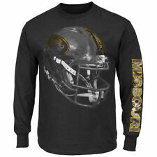 Missouri Tigers Majestic Reflective Sideline Completion  T-Shirt