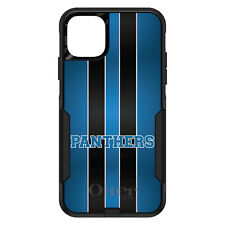OtterBox Commuter for iPhone 5 SE 6 S 7 8 PLUS X Blue Black Panthers