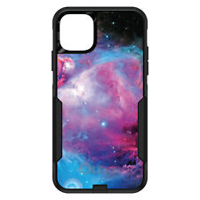 OtterBox Commuter for iPhone 5 SE 6 S 7 8 PLUS X Purple Blue Black Orion Nebula