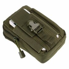 New 600D Tactical Molle Pouch EDC Belt Waist Multipurpose Bags Cellphone Holster