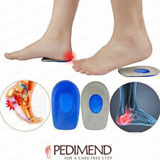 PEDIMEND™ Silicone Gel Heel Cups Spur Pads Support - Treating Heel Disorders