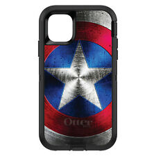 OtterBox Defender for iPhone 6 6S 7 8 PLUS X Red White Blue Shield