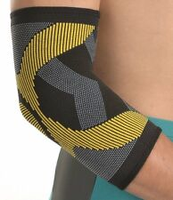 Solace Care Elastic Compression Elbow Support Injury Brace Golfer Tennis Sleeve