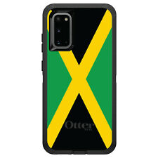 OtterBox Defender for Galaxy S5 S6 S7 S8 S9 PLUS Jamaica Flag