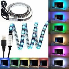 5-20M SMD 3528 300 LEDs Flexible LED Strip Light 12V RGB Remote Power Adapter