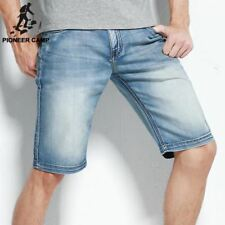 Pioneer Camp new fashion mens short jeans brand clothing bermuda summer board sh
