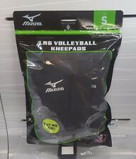 Brand New in Package Mizuno LR6 Volleyball Kneepads Black Small Medium Large