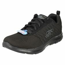 Skechers Flex Appeal 'Breakfree' Ladies Memory Foam Air Cooled Trainers