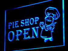 "16""x12"" i880-b Pie Shop Open Display Fluorescent Light Sign"